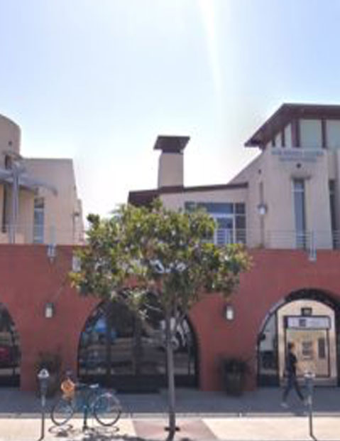 Exterior NVISION® Newport Beach, specializing in LASIK