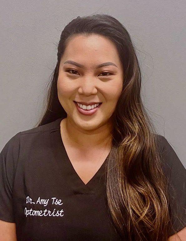 Amy Tse, O.D. head shot