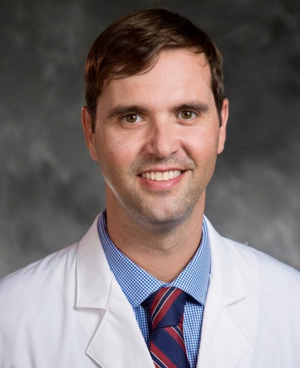 Bradley Barnett, M.D., Ph.D. head shot