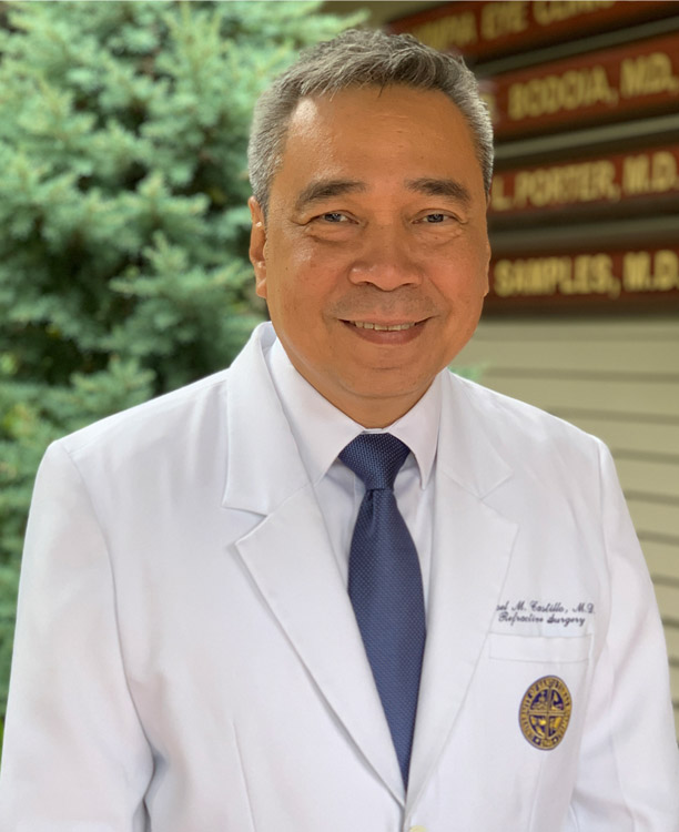 Noel M. Castillo, M.D. head shot