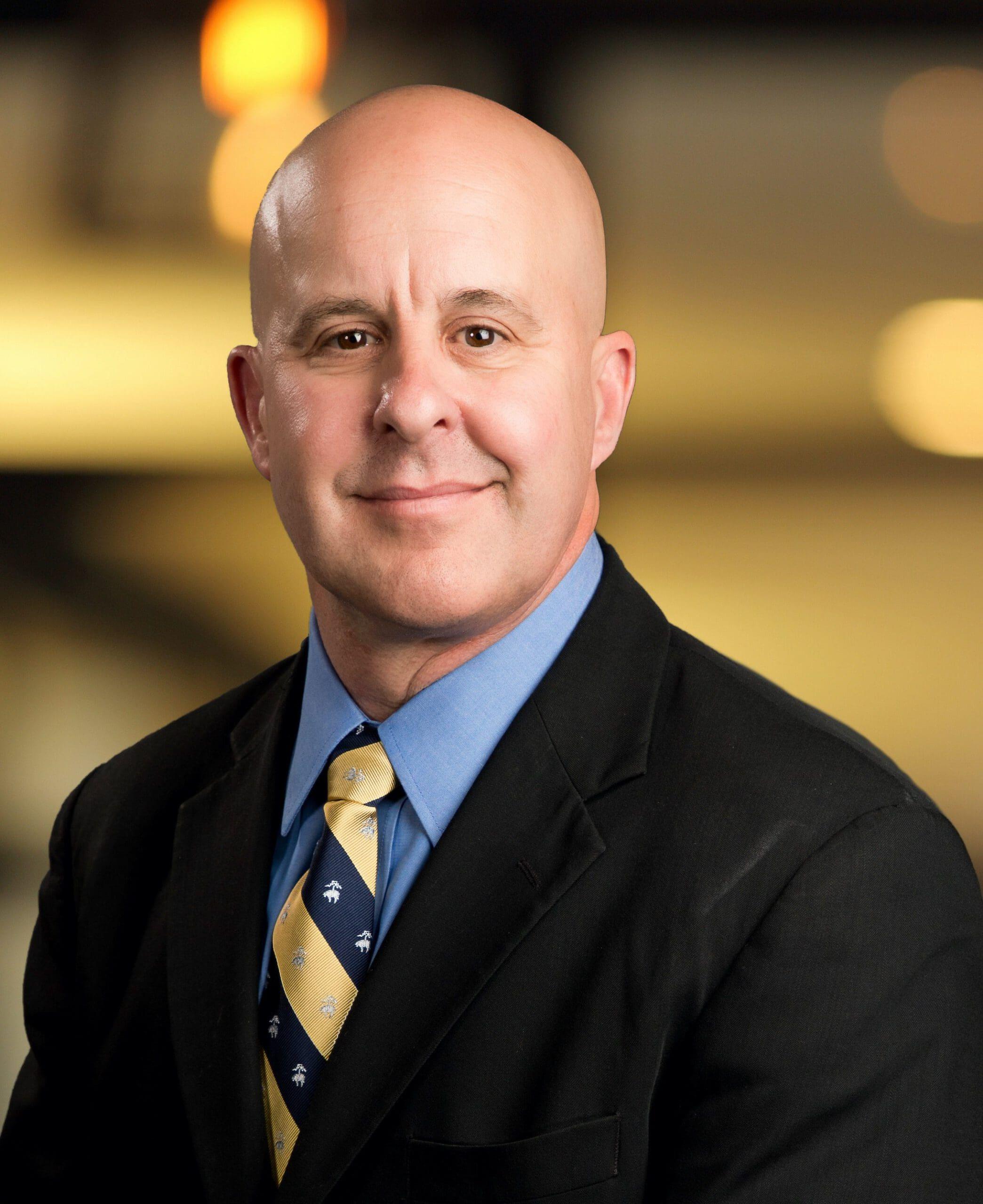 David Pennington, RN, BSN, MBA head shot