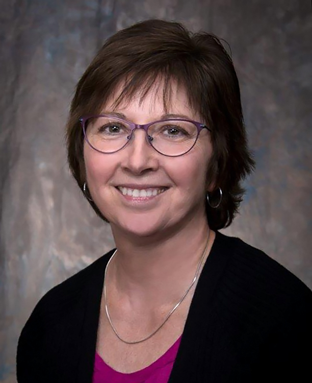 Elaine Hussey, O.D. head shot