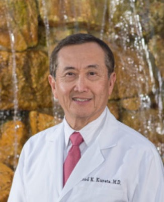 Fred K. Kurata, M.D. head shot