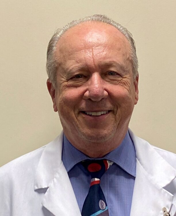 L. Wayne Freeman, M.D. headshot