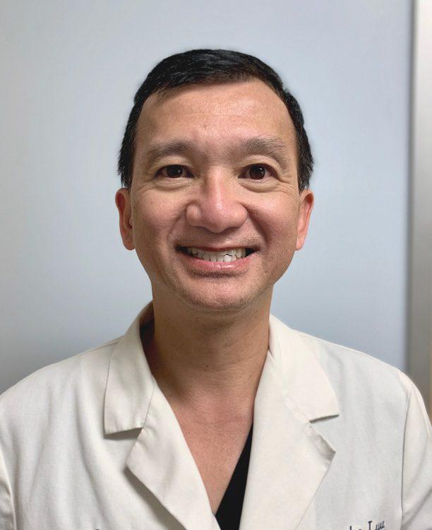 Charles Luu, O.D. head shot