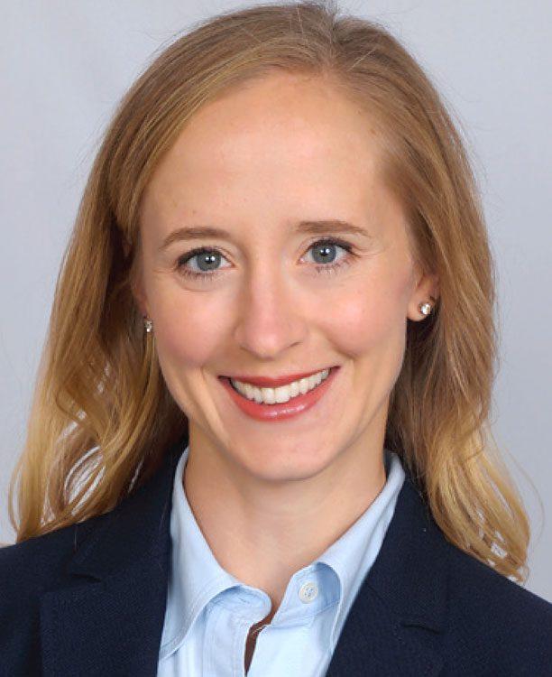 Rebecca Lindsay, M.D. head shot