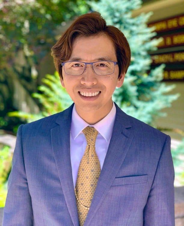 Tri Minh Phan, O.D. head shot