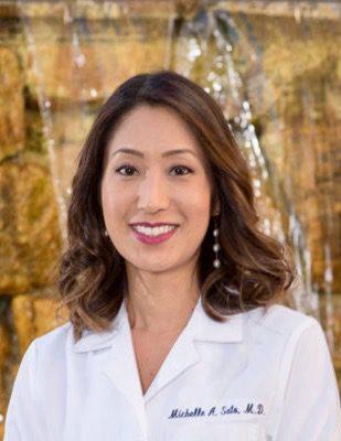 Michelle A. Sato, M.D. head shot