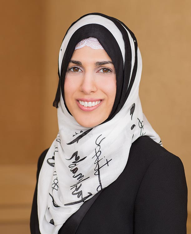 Arige Nohad, Clinical Director  head shot