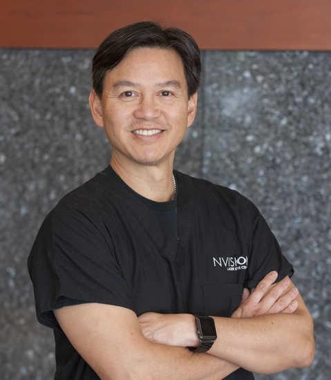 Gordon Wong, O.D. head shot