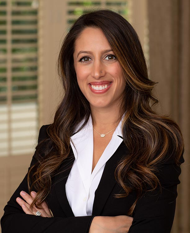 Neda Nikpoor, M.D. head shot