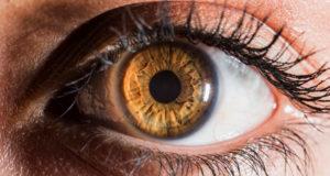 hazel eyes