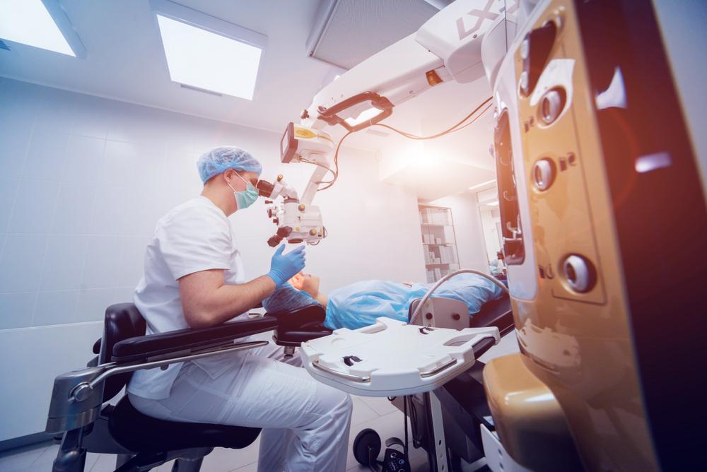 LASIK surgery is a p...