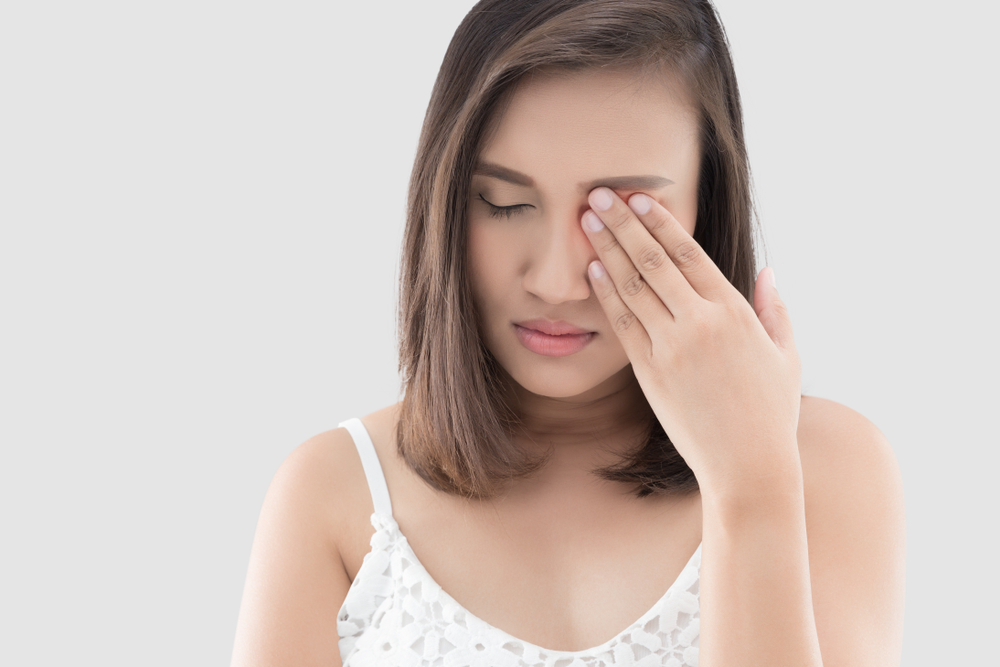 Eyes Burning? How to Stop It (& the Causes) - NVISION