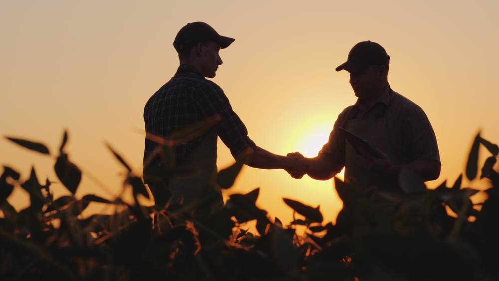 2 farmers