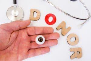 eye donor image